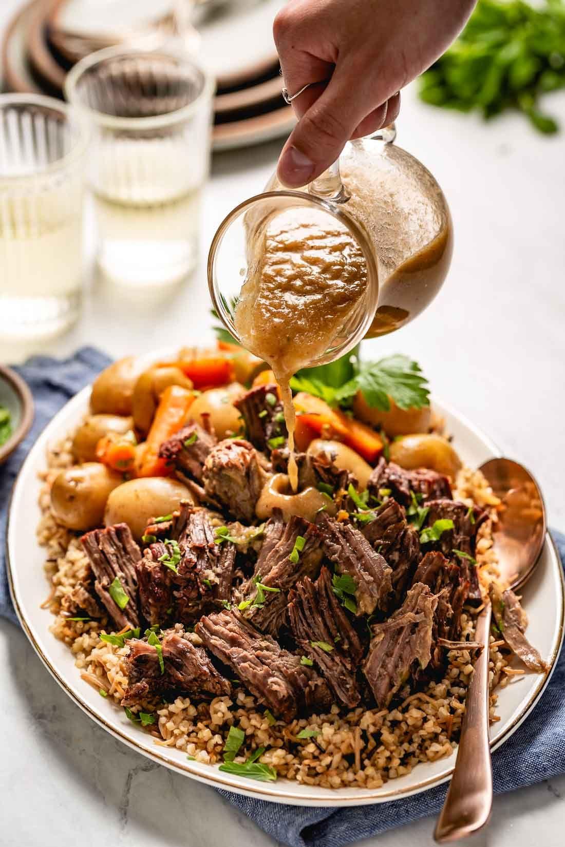 Perfect Pressure Cooker Pot Roast Recipes
