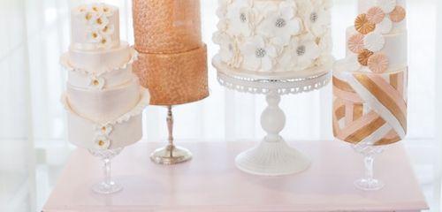 polkadot,floral print,cakes,citrus,pale,wedding