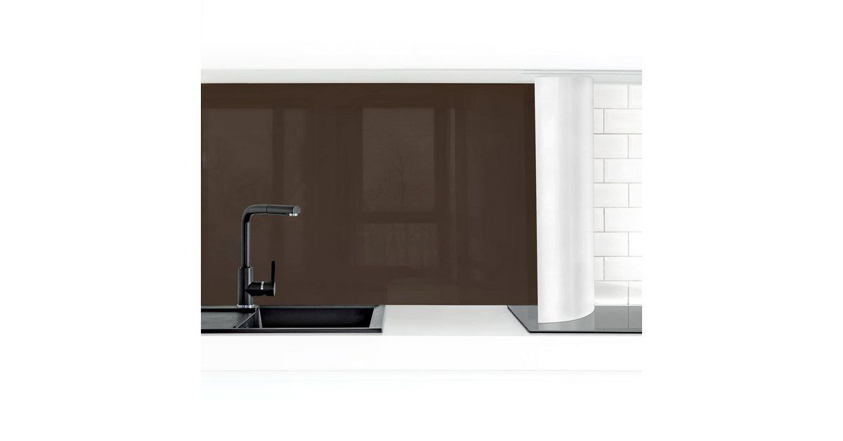 Küchenrückwand »Cacao« #smartstorage