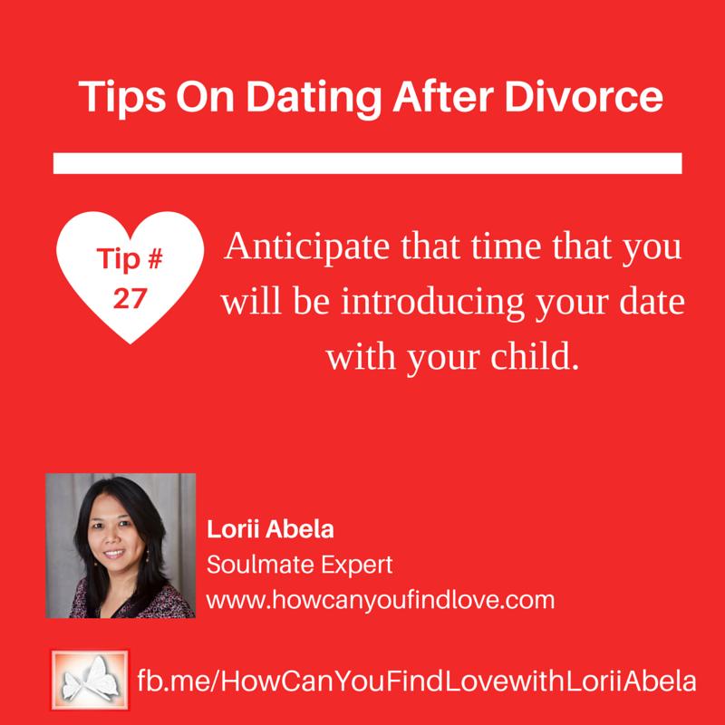 Dating tips for women after divorce