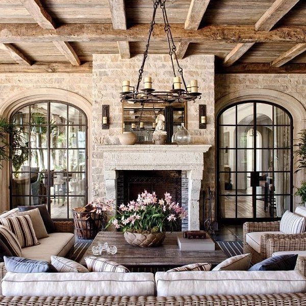 Rustic Living Roomdesign Ideas: Pin By Maura Pires On Living Room Ins'pires'