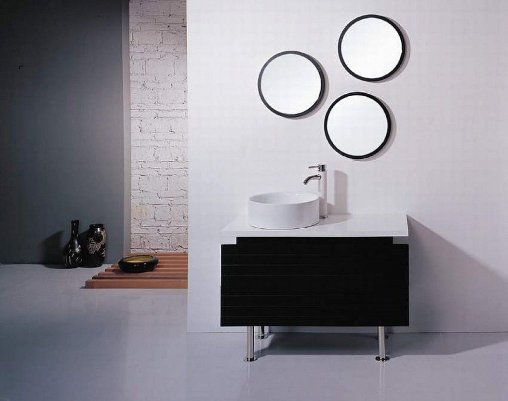 Incredible Vanities for Small Bathrooms with Exames Images