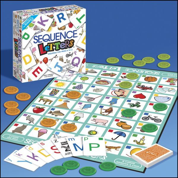 Sequence Letters Game  Letter Obsession    Letter