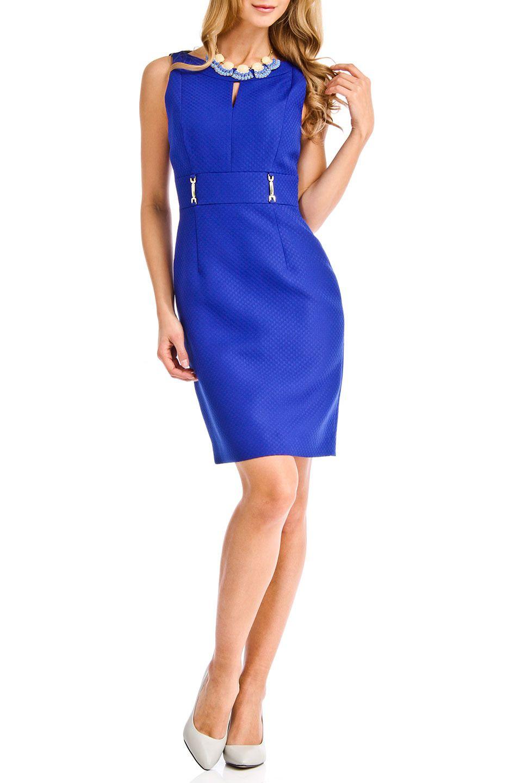 8f61ab8556fb Tahari - Evelyn Sheath Dress in Royal Blue   ELIE TAHARI DRESS ...