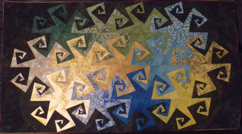 All Geared Up By Mary Bauer Crestwood Kentucky This Quilt Was
