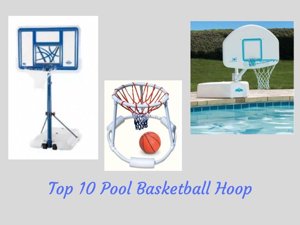 10 Best Pool Basketball Hoops 2020 Easy Buyer S Guide In 2020