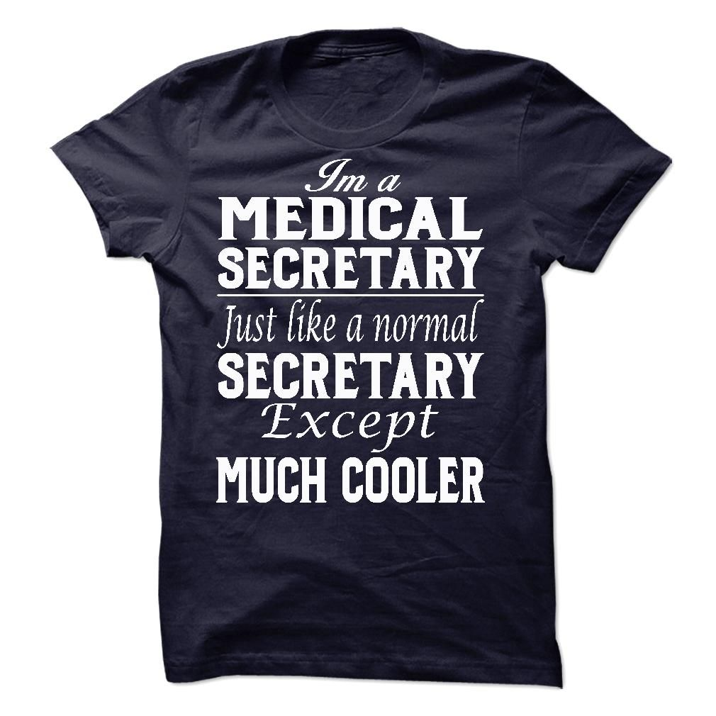 Medical Secretary T-Shirts, Hoodies. Check Price Now ==► https://www.sunfrog.com/LifeStyle/Medical-Secretary-53889591-Guys.html?41382