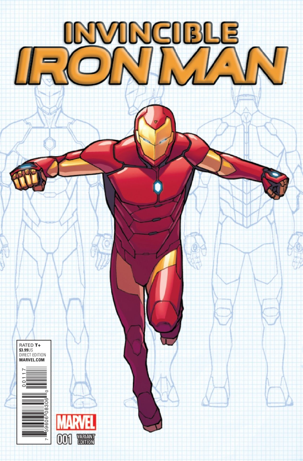 Comics Tony Stark Builds To The Future In Invincible Iron Man 1 Preview Iron Man Comic Iron Man Marvel Iron Man