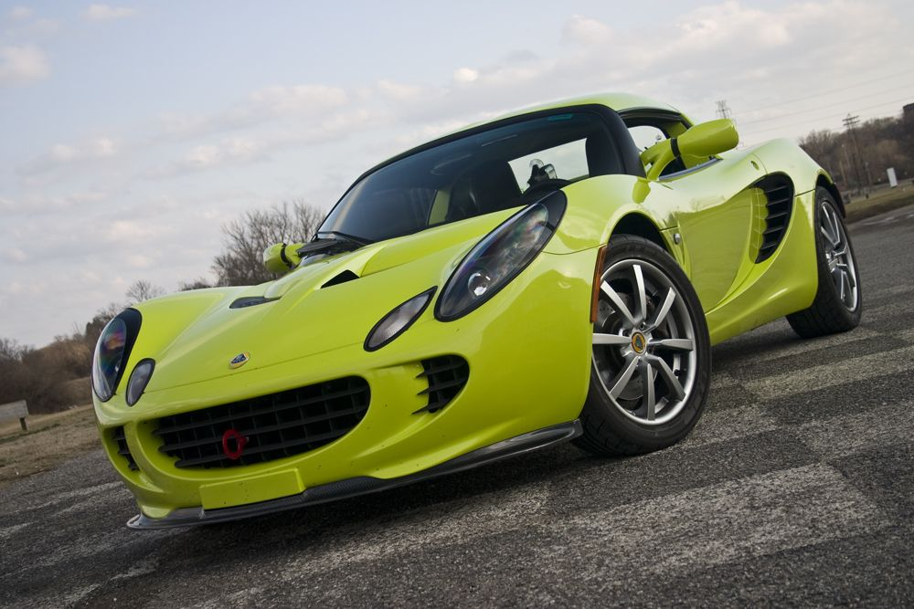 How about this Lotus?  http://www.aamcovenice.com/
