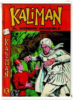 """Capítulo 10 - """"El Valle de Los Vampiros"""" - Historietas Retro - Hemeroteca Privada"""