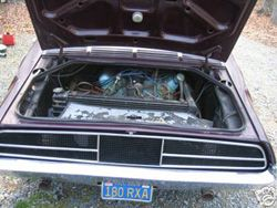 OLDSMOBILE TORONADO TWIN ENGINE 850 HP,REAR ENGINE IN THE TRUNK.