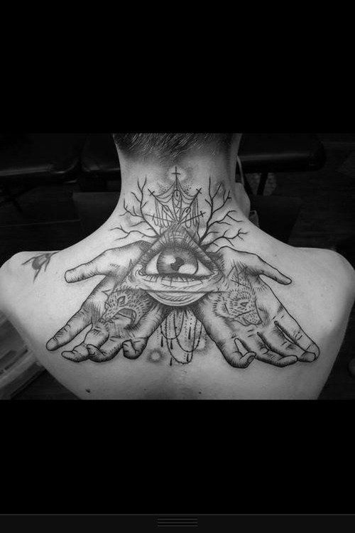 Image Tatouage Special Illuminati Tatouage Pinterest