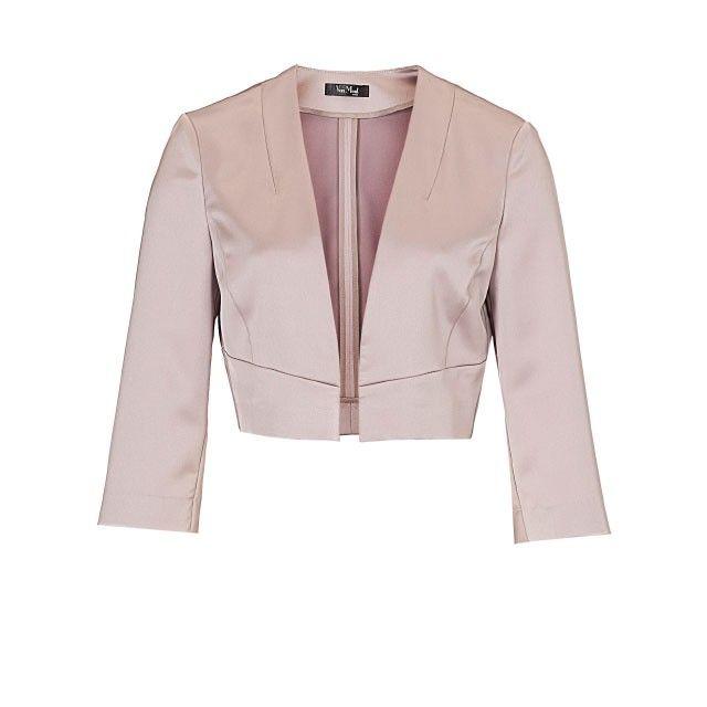 Vera Mont Satin Jacket Pink