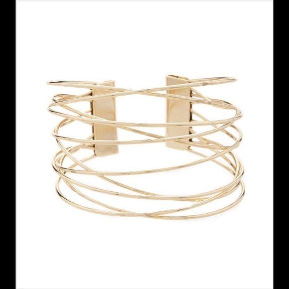 7aa9b0db6b8 HP$⬇️Anna and Ava Alexandra Cuff Bracelet Beautiful brand new with tags,  cuff closure, approximately 2