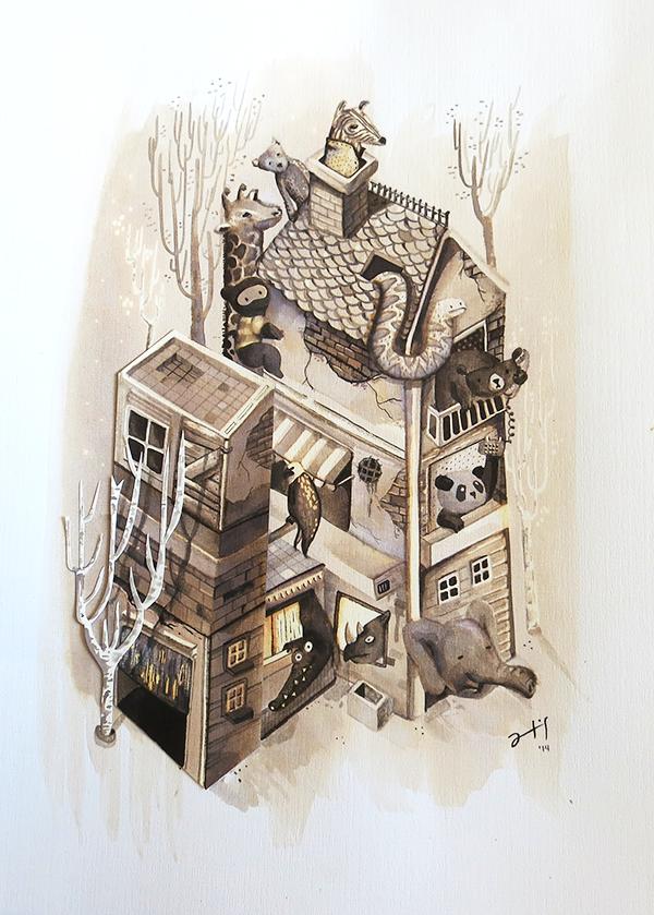 Tinta by Antis