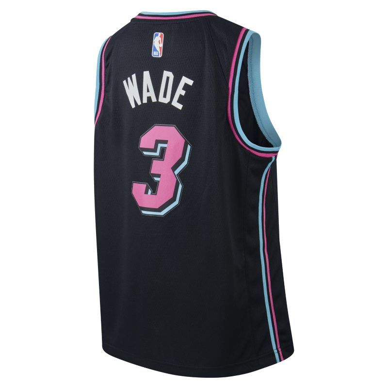 best sneakers f782b 4940b Dwyane Wade City Edition Swingman (Miami Heat) Older Kids ...