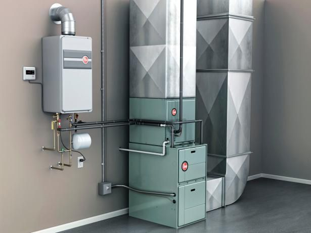 Consider A Split Hvac System Heating Systems Heating Air