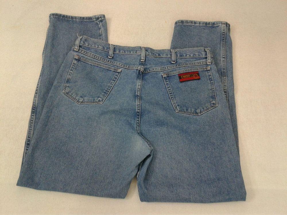 Twenty X Big&Tall Men's Tough Wrangler Jeans Relaxed Fit