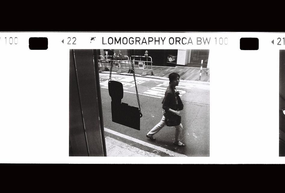 Lomography Ressurects 110 Film with the Black and White Orca, Hopefully Has Free Willy On the Film Canister