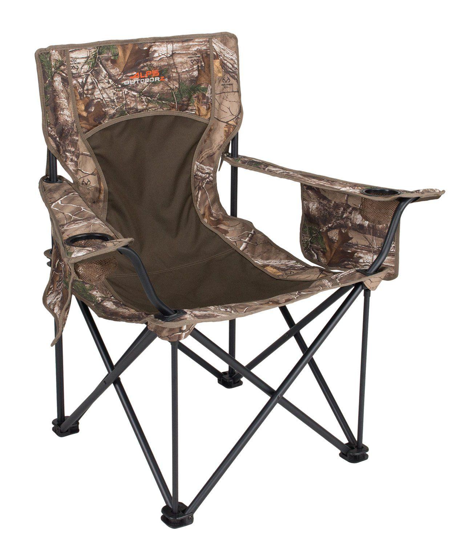 ALPS OutdoorZ 8411015 King Kong Chair With Color Blocking (Realtree Xtra  HD) U003eu003e