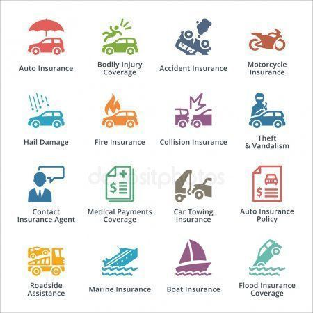 Auto Insurance Icons - Colored Series - Stock Vector , #affiliate, #Icons, #Insu...  Auto Insurance Icons – Colored Series – Stock Vector , #affiliate, #Icons, #Insu… :  Auto Ins #affiliate #Auto #Colored #Icons #Insu #Insurance #Series #stock #vector