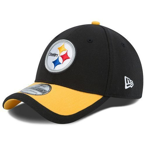 Details About Pittsburgh Steelers Adult New Era 39thirty Stretch Fit Cap Nwt Steelers Hats Pittsburgh Steelers Fitted Caps