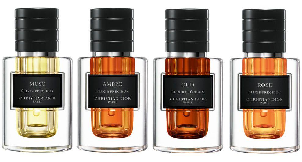 4b96b96122 Dior Élixirs Précieux Musc, Ambre, Oud, Rose | AMBRE in 2019 | Dior ...