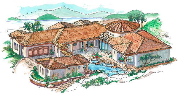 1352 House Plan 1250 If I Only Have 1 2 Of The Land This