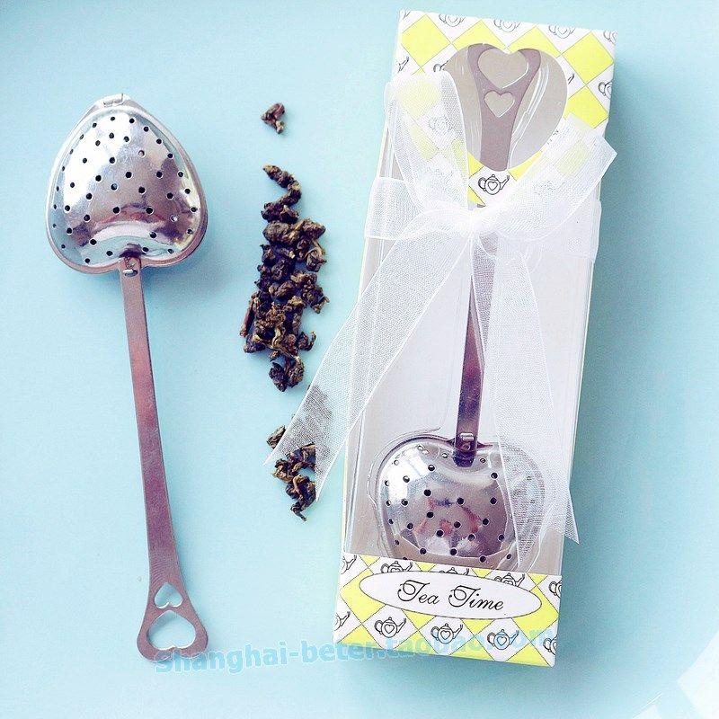Women's Day Gift Party Bomboniere Tea Infuser Favors WJ035