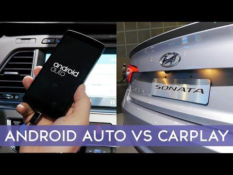 Apple CarPlay vs Google Android Auto — full comparison