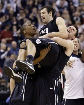 Butler Walk On Guard Delivers Stunning Upset Of Top Ranked