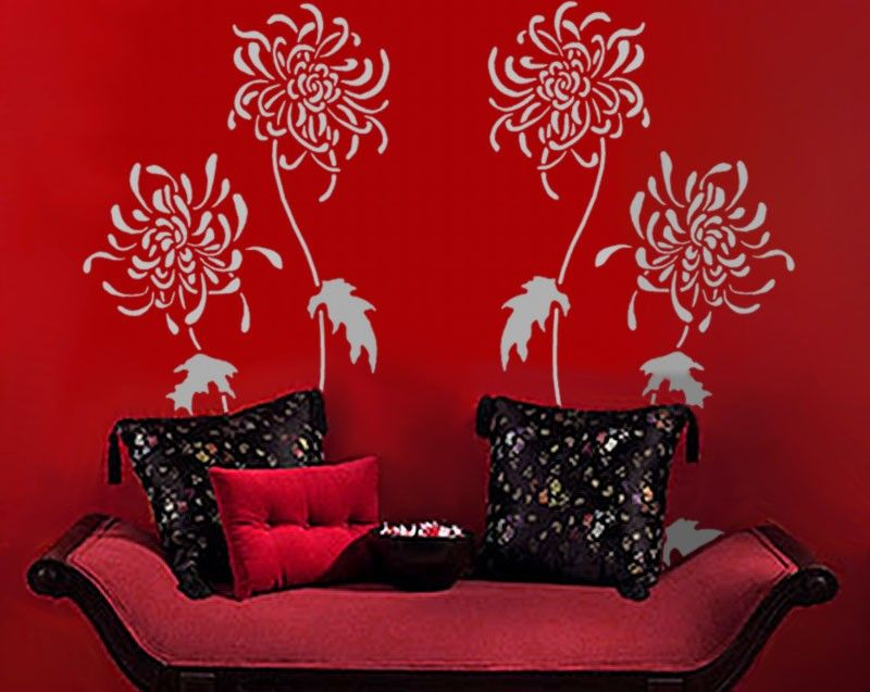 1000 images about stencil on pinterest stencils for walls stencils and flower stencils
