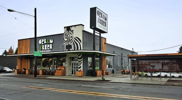 Green Zebra Micro Format Fresh Grocer By King Retail Solutions, Portland U2013  Oregon