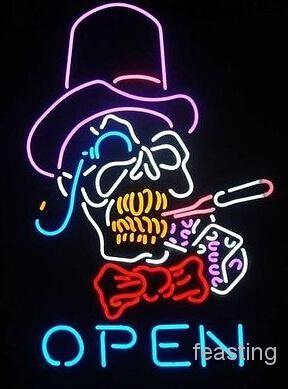 Neon Bar Signs Arte DespuÉs De La Muerte