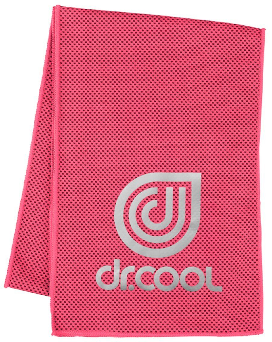 Dr Cool Chill Sport Cooling Towel Raspberry Cooling Towels
