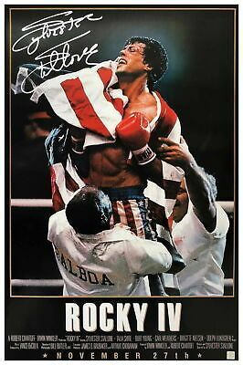Creed II 2 Movie ylvester Stallone Rocky Art Silk Poster 12x18 24x36