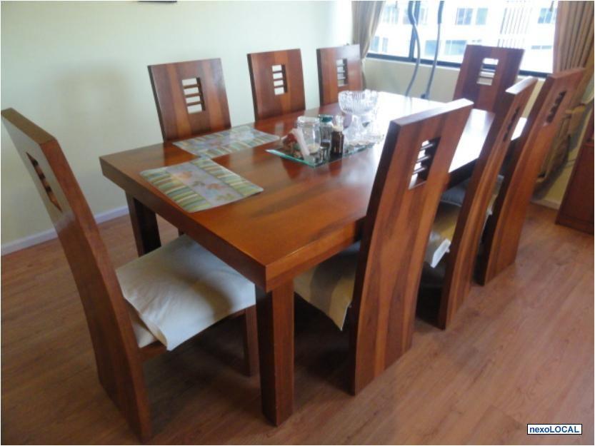 Mesa modelo 08 juegos de comedor pinterest dining dining sets and kitchens - Modelos de sillas de comedor modernas ...