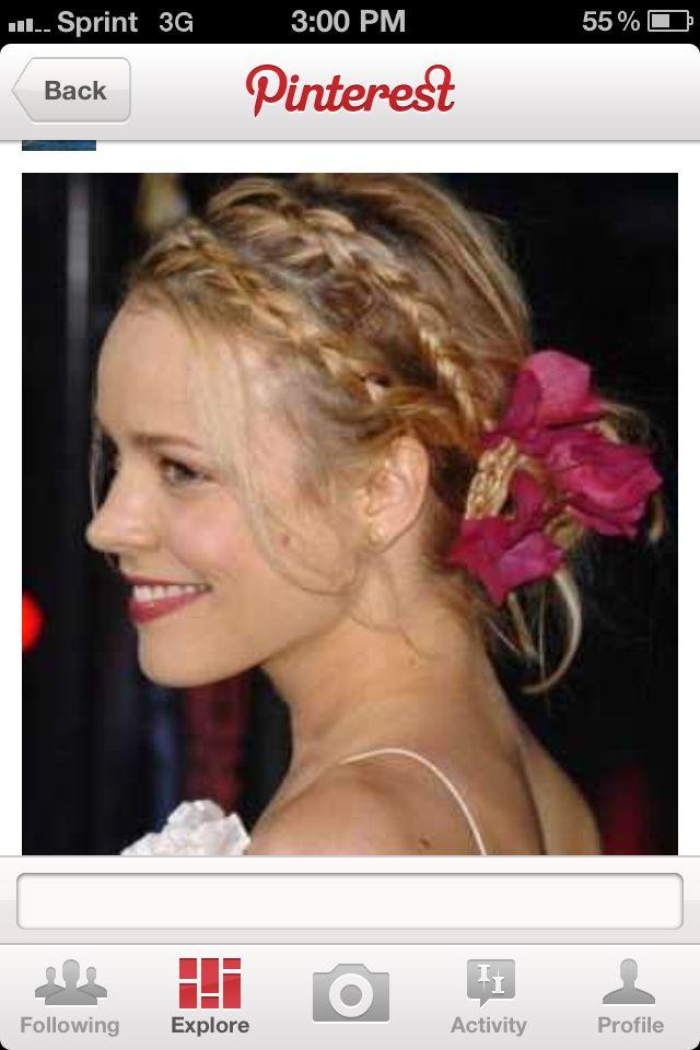 Pin by Jillian Pfluke on Hair Did Braided hairstyles updo Long hair styles Hair beauty