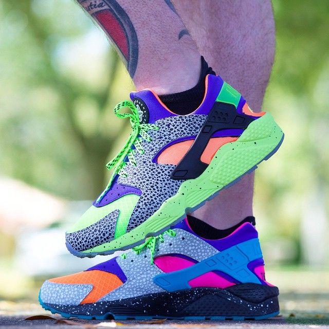 Air huarache, Nike id, Huarache run