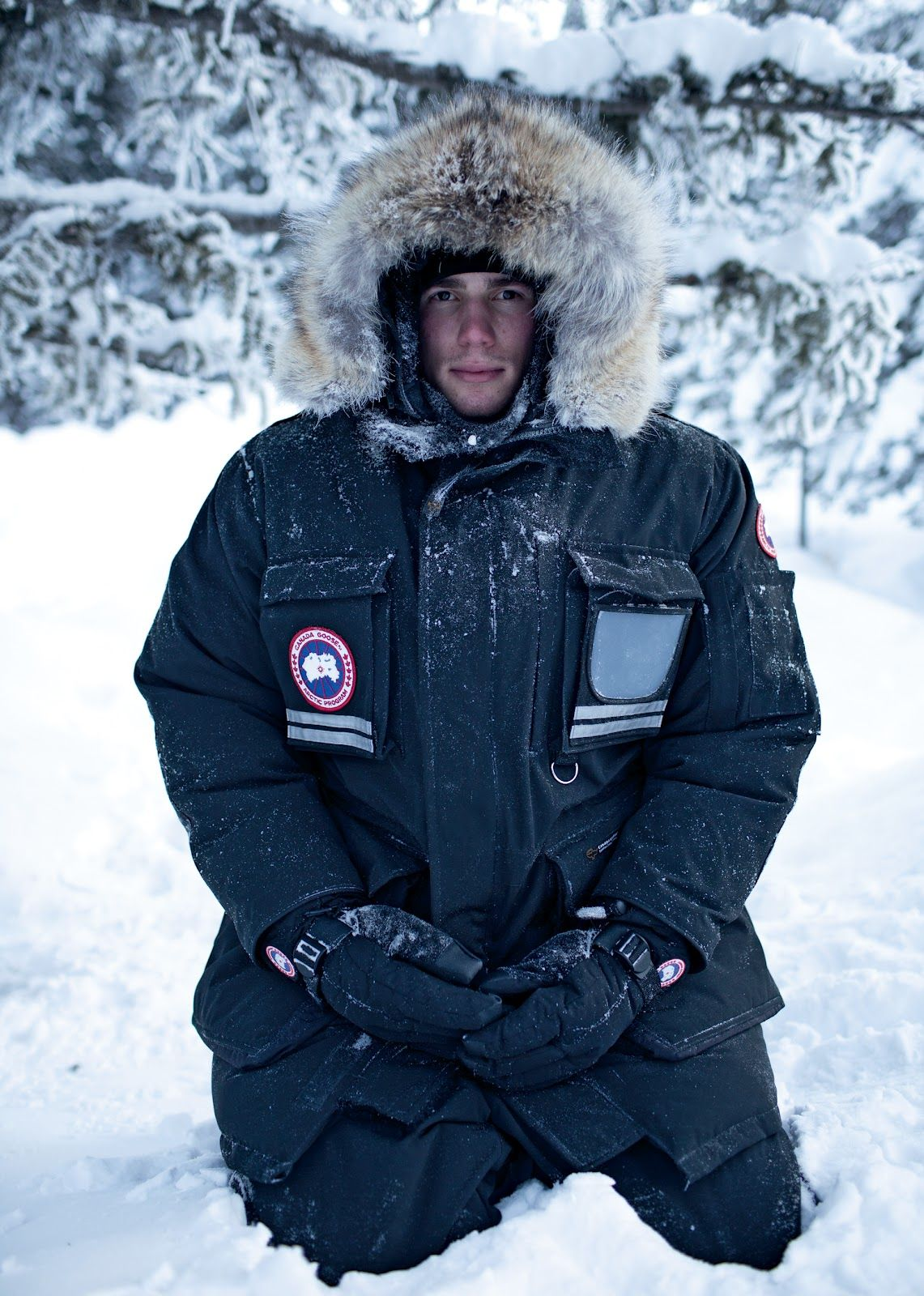 best canada goose jacket for winter