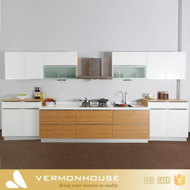 2017 Vermont Promotion Modern Mdf Cebu Philippines Furniture Kitchen