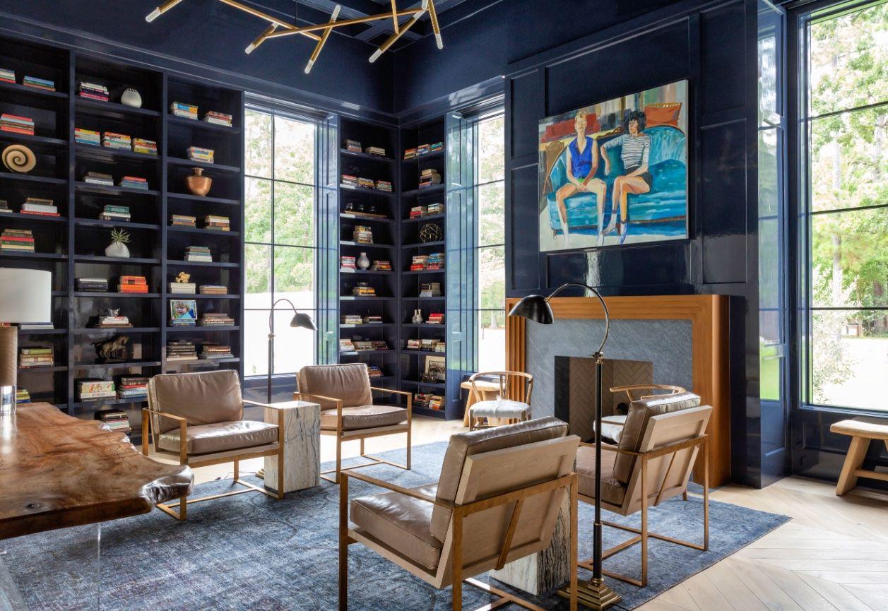 Talbot Cooley Interiors Houston Tx Residential Interior