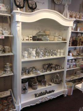 Marktplaats.nl - Mooie brocante servies kast / boekenkast - Kasten ...