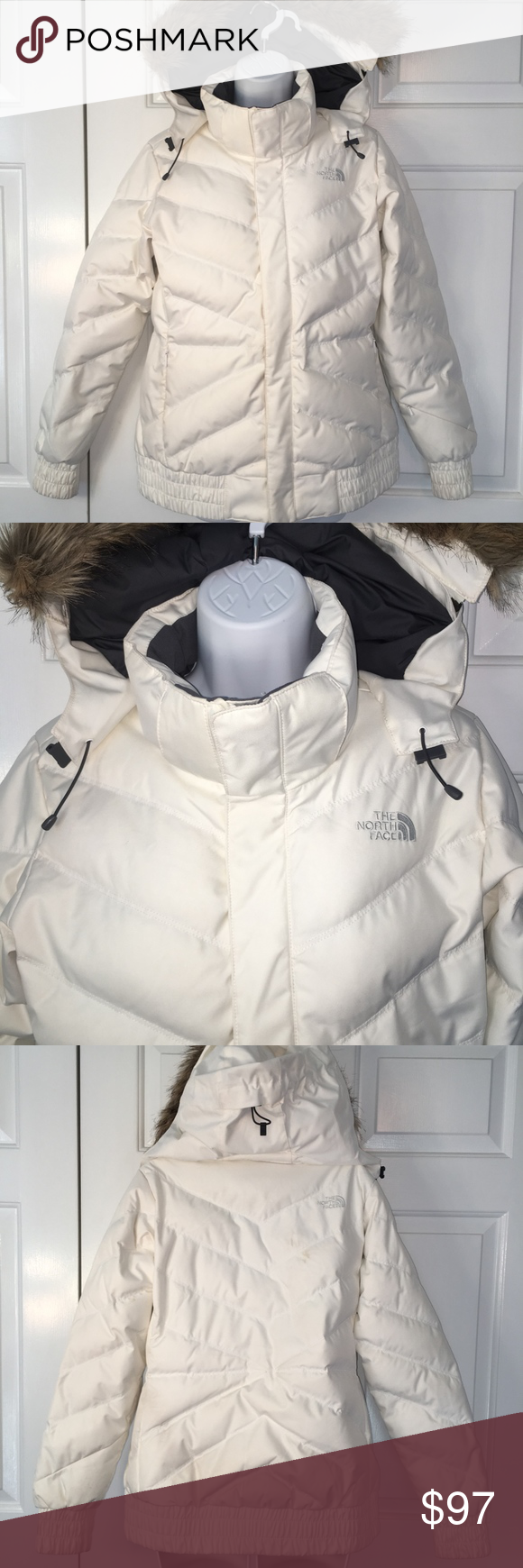 NORTH FACE WOMEN'S DOWN WINTER JACKET | North face women