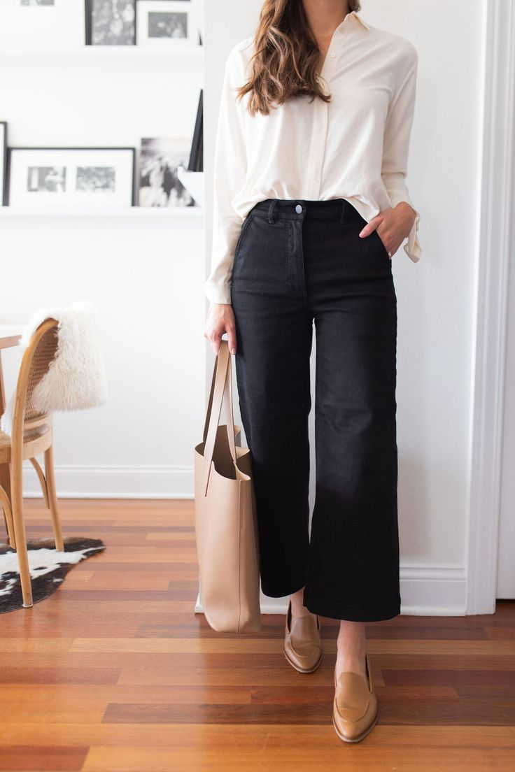 Everlane Fall Wardrobe   13 Outfits To War From Work To Weekend