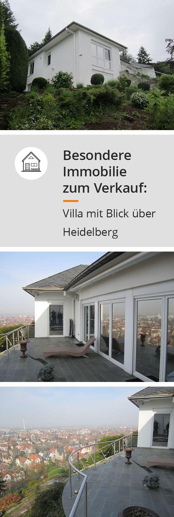Villa mit Blick über ganz Heidelberg Inzahlungnahme Haus