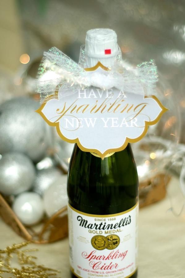 new years eve decorations cider favors sparkling cider favors new year eve s party new years