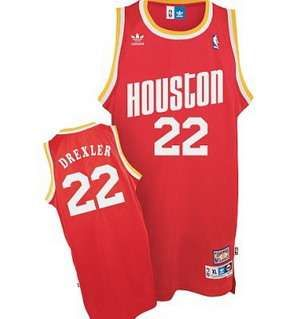 9ff37f9e3be Clyde Drexler Road Jersey