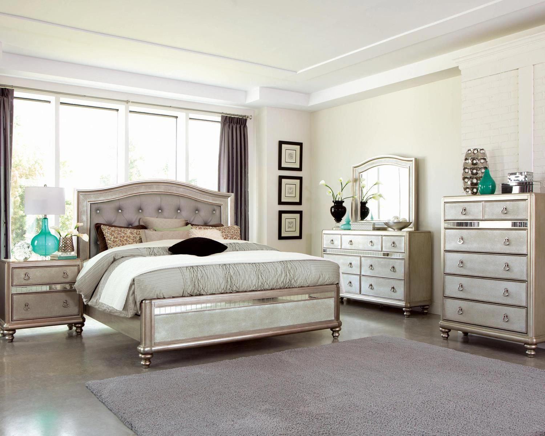 Bedroom Furniture Discounts Com Set Includes 1 Button Tufted Bed 1 Nightstand 1 Dresser 1 Upholstered Bedroom Set Tufted Bedroom Set Bedroom Furniture Sets