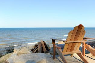 Lake Michigan Cottages, Vacation Homes, Beach Houses